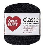 Coats Crochet Red Heart Classic Crochet, Thread