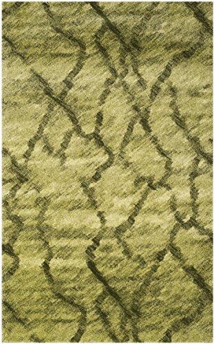 green tree rug green area rug amazoncom