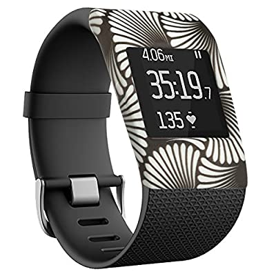 YINUO Band Cover Cases for Fitbit Surge smartwatch Slim Designer Sleeve Protector accessories