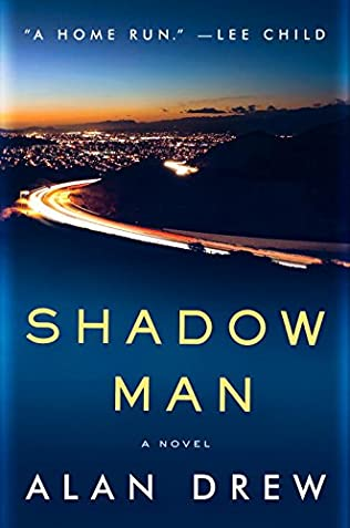 book cover of Shadow Man