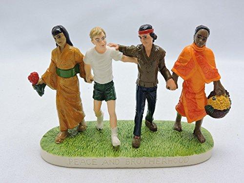Sebastian Miniatures Figurine # 4557 Peace and Brotherhood