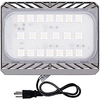 solla 70w cree led flood light outdoor security lights 6300lm warm