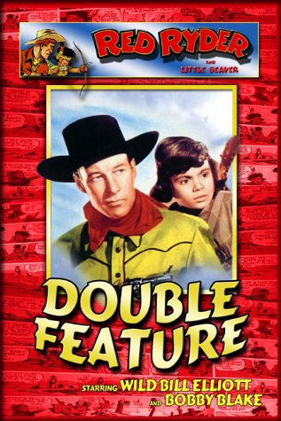 (RED RYDER DOUBLE FEATURE Vol 1: San Antonio Kid & Cheyenne)