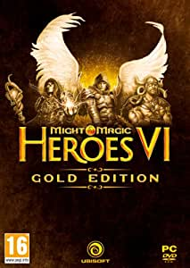 Might and Magic Heroes IV: Gold Edition (PC DVD) [Importación inglesa]