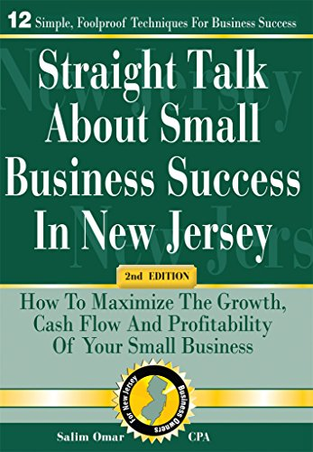 2nd Jersey - Straight Talk About Small Business Success in New Jersey: 2nd Edition