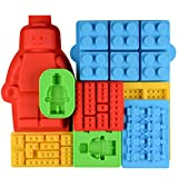 Ice Tray Mold for Lego Lovers - Silicone - Best Reviews Guide