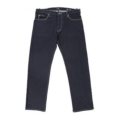8b76c556d834 Armani Jeans - J21 Regular Fit Dark Wash Jeans  Amazon.co.uk  Clothing