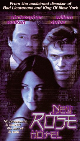 New Rose Hotel [VHS]