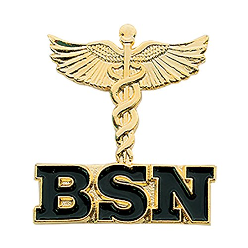 BSN Nurse Lapel Pin - Set of 100 by Jones School Supply Co., Inc.