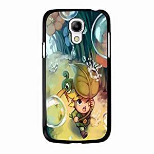 Samsung Galaxy S4 Mini Case Fantastic Image Game The Legend Of Zelda Phone Case Cover ACT Game Customized