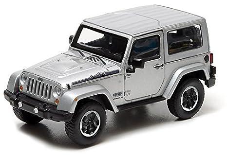 Amazon 2014 Jeep Wrangler Polar Limited Edition Billet Silver