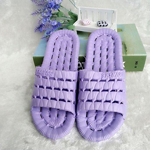 D'eau Mode de Femme Neuf Chausson antidérapante Fuite JAGENIE Violet 38 39 de Housewife Création Violet 5wUqvz5WI