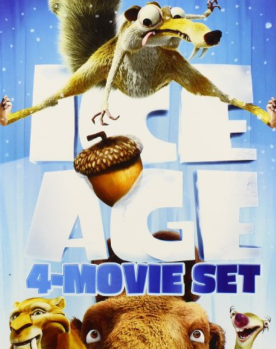 Ice Age Comp (1-4) Bs Bd [Blu-ray]