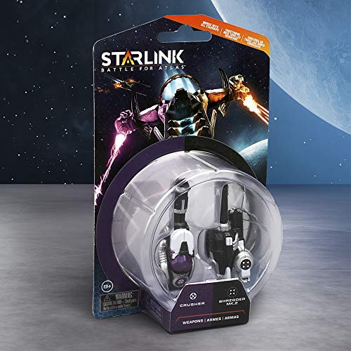 Starlink: Battle for Atlas - Crusher Weapon Pack - Not Machine Specific