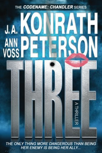 Three Chandler J Konrath