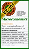 img - for Microeconomics (Barron's Ez-101 Study Keys) book / textbook / text book