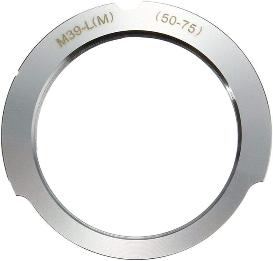 LSM LTM Camera Lens Mount Adapter 50-75mm For Leica Thread Screw Mount M39-L M Value-5-Star