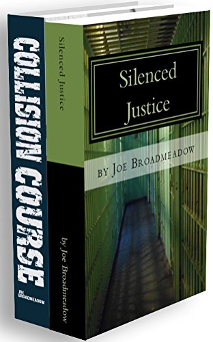 Collision Course & Silenced Justice Box Set: The Josh Williams Series by [Broadmeadow, Joe]