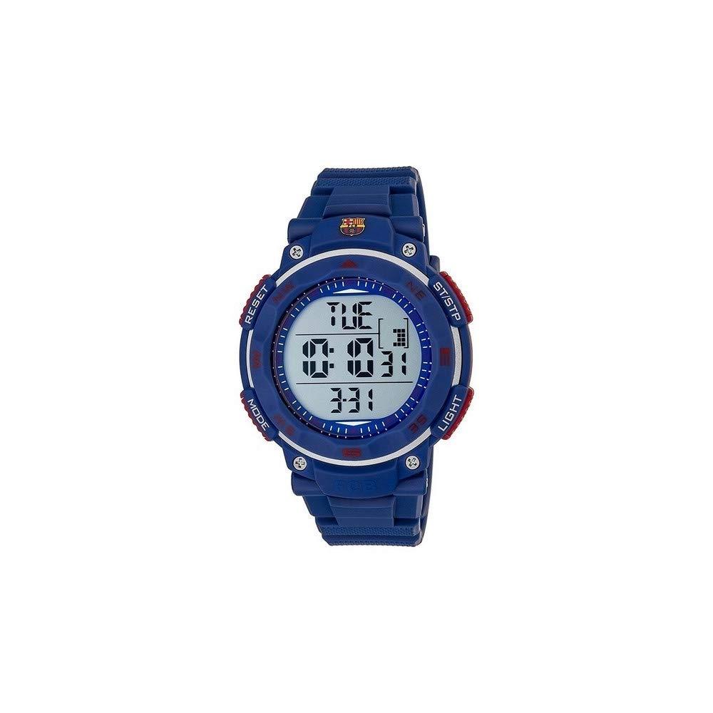 Radiant Reloj Hombre de Digital con Correa en Caucho BA02602
