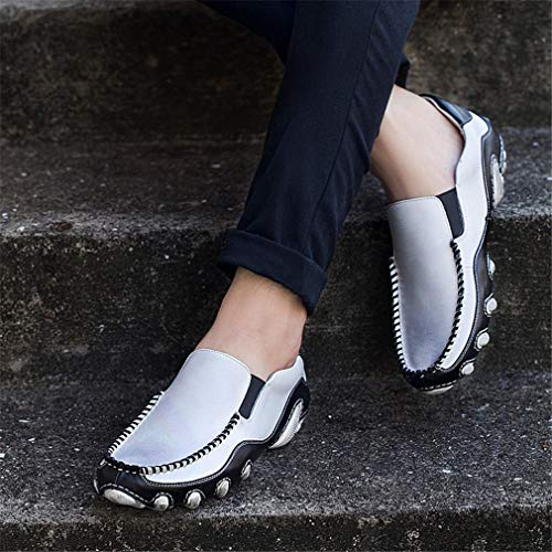 2018 Deslizamiento y de poca de con Oficina Libre Hombre Aire al Boca confección Zapatos la de en Zapatos Zapatos de la Cuero en Un Comodines Boda Profundidad Zapatos Verano Primavera wOPZaqx