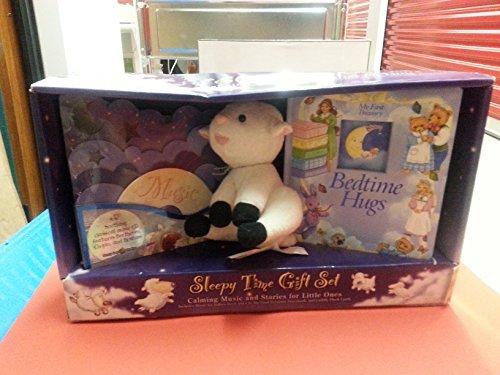 de moda Sleepy Time Gift set  Book-CD- Cuddly Plush Lamb Lamb Lamb by Pilbook  salida de fábrica