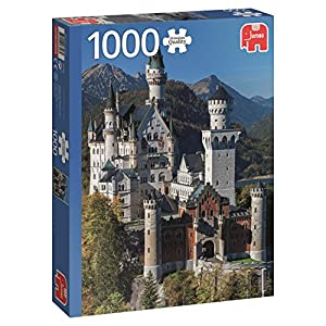 Premium Collection 471373 Cm Neuschwanstein Puzzle Da 1000 Pezzi