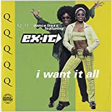I want it all [Single-CD]