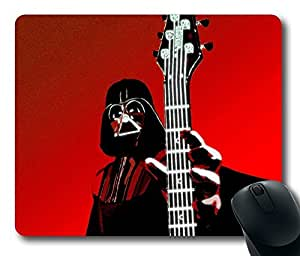 "Music Artistic Standard Mouse Pad Oblong Design Mousepad in 220mm*180mm*3mm (9""*7"") -102136"