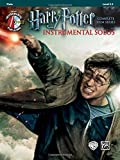 Harry Potter Instrumental Solos: Flute, Book & CD (Alfred's Harry Potter Instrumental Solos)