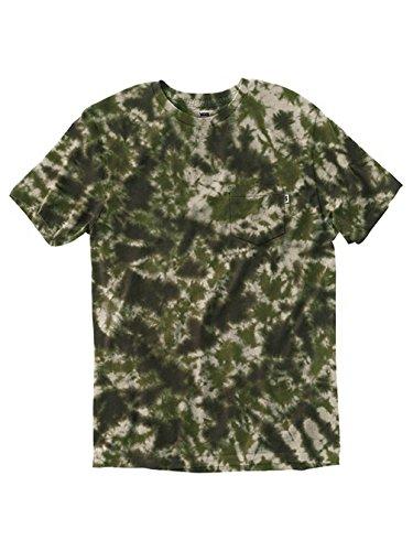 Vans Gr Pocket T-shirt - Camo -