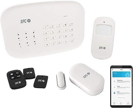 Sistema de Seguridad SPC