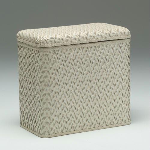 UPC 027061005812, Elegante Collection Wicker Vanity Hamper 422CR