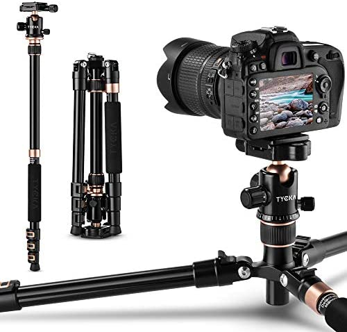 Rangers Cámara Trípode, Trípode Monopod del recorrido portátil 145cm de Alumnio Aleación, para Canon Nikon Sony Samsung Olympus Panasonic DSLR Cámaras: Amazon.es: Hogar