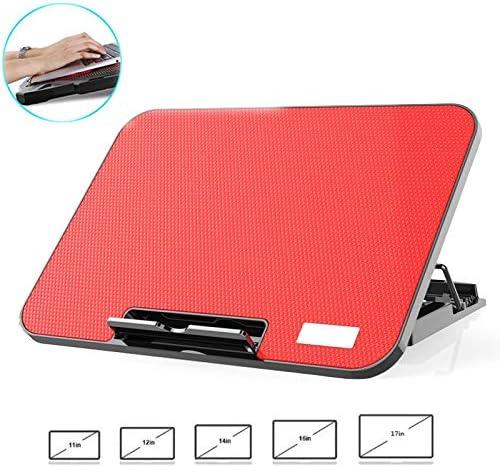 HPDOR Silencio Ultrafino Soporte para Laptop con Cooler,Base De ...