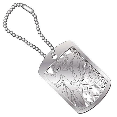 Every scan * Kakamigahara nadeshiko metal art dog tag by Easy Gy (ACG)