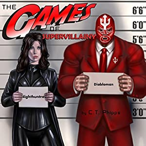 The Games of Supervillainy Audiobook