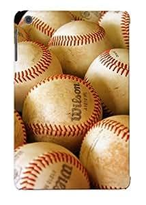 Crooningrose Faddish Phone Baseballs Case For Ipad Mini/mini 2 / Perfect Case Cover