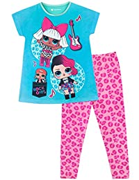 LOL Surprise Girls' Diva and Rocker Pajamas