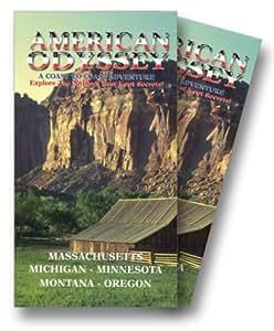 American Odyssey: Massachusetts & Michigan [USA] [VHS]