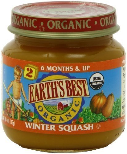 Organic Winter Squash 4 Ounces (Case of 12)
