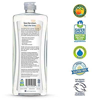 Earth Friendly Products Dishmate, 25 Ounce (Pack of 2)