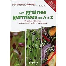 GRAINES GERMÉES DE A À Z (LES) N.É.
