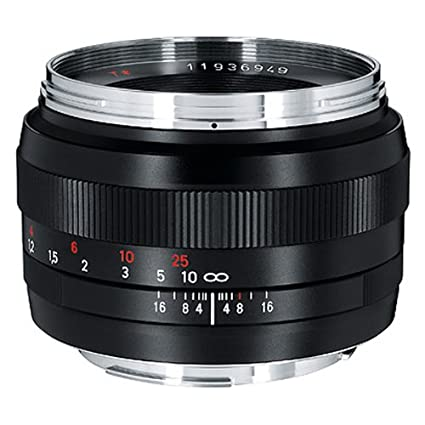 102c1200be372 Image Unavailable. Image not available for. Color  Zeiss Ikon 50mm f 1.4  Planar T ...
