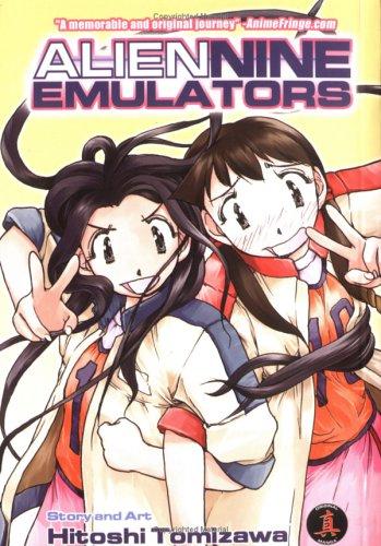 Alien Nine Emulators Hitoshi Tomizawa product image
