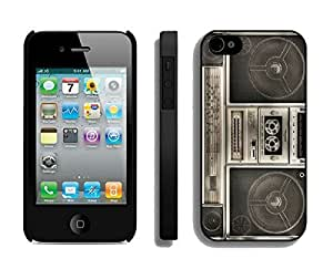 Boombox iPhone 5s Case Black Cover