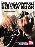 Complete Fingerstyle Jazz Guitar Book, Alan De Mause, 078660414X