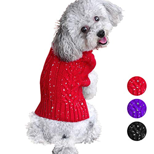 red dog sweater - 9