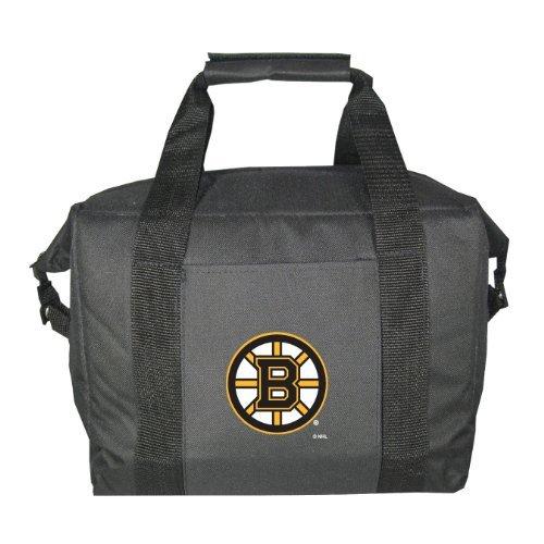 Kolder Boston Bruins Soft Side Cooler Bag by (Soft Side Boston Bag)