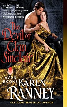 The Devil of Clan Sinclair by [Ranney, Karen]