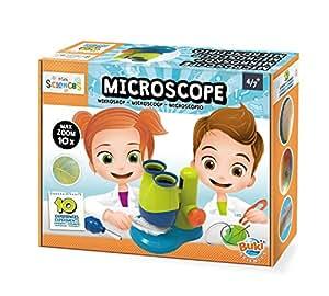 Buki - 9003 - Mini Ciencias - Microscopio para niños